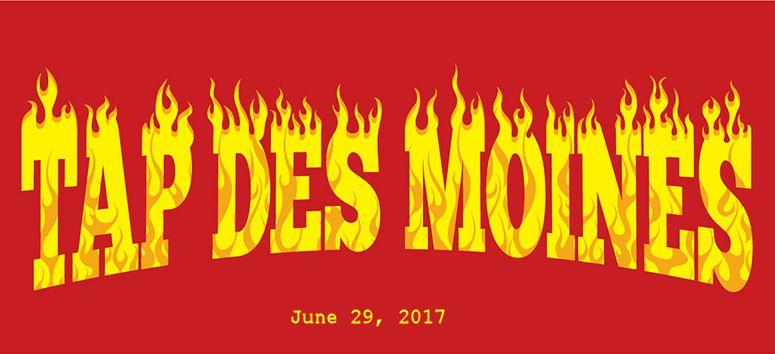 Tap Des Moines Logo